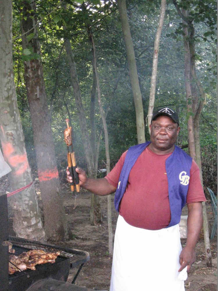 haitian cook