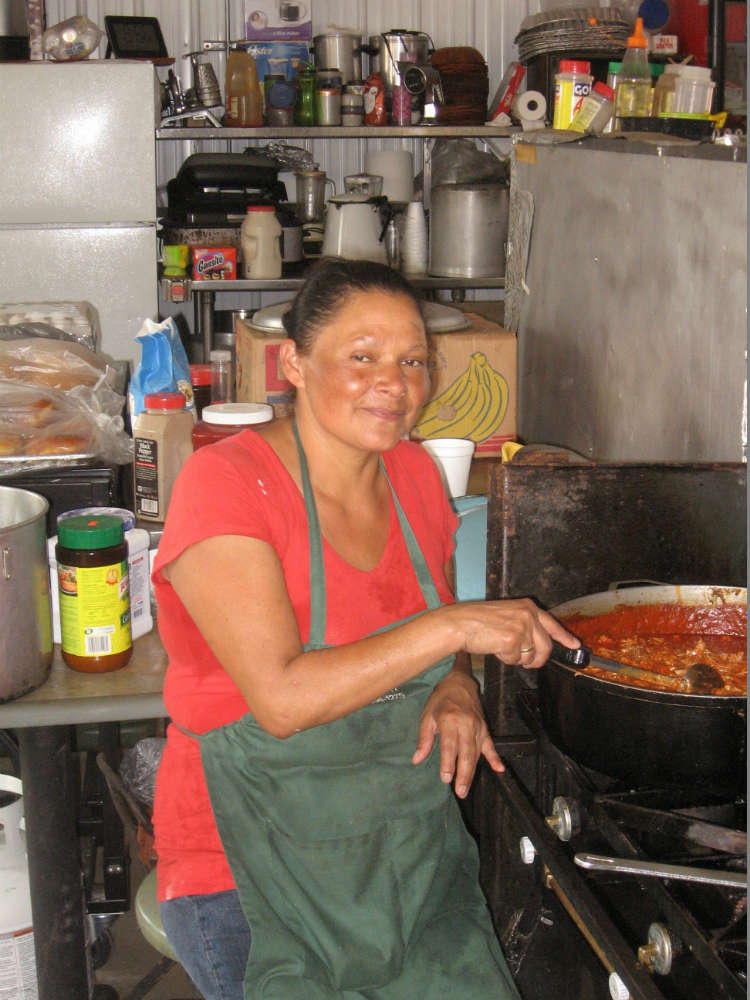 hispanic cook
